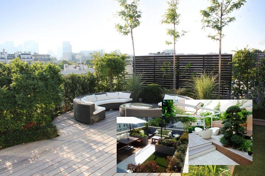 Progettazione di giardini e terrazzi